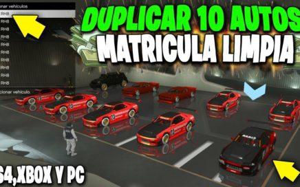 EXCLUSIVO! GTA 5 DINERO INFINITO DUPLICAR AUTOS MASIVO *MATRICULA LIMPIA* GTA V 1.44 BESTIAL!