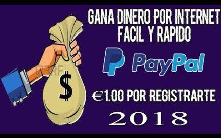 FANCITOS gana dinero por Internet fácil y rápido 2018