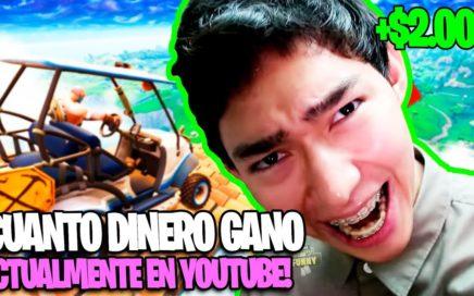 Fernanfloo ENSEÑA CUANTO DINERO Gana en su Nuevo Canal!! (100% Sincero) | Fortnite Momentos