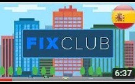 FIX CLUB (Español) PLAN DE COMPENSACIÓN INVERSIÓN RENTABLE 3.07.2018