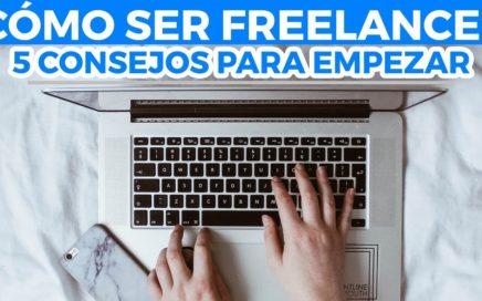 Freelance | cómo empezar? | gana dinero desde casa
