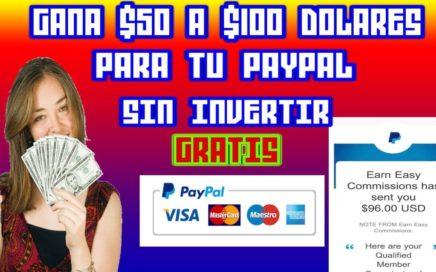 Gana $1 USD Por Cada Registro Gratis / Gana dinero por internet 2018