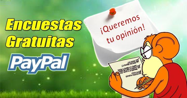 Gana Dinero a Paypal Completando Encuestas Remuneradas | Gokustian