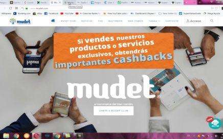 GANA DINERO POR INTERNET CON MUDET I TUTORIAL 2018