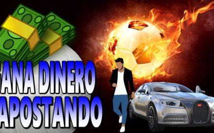 GANAR DINERO CON APUESTAS DEPORTIVAS
