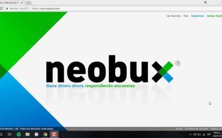 Ganar dinero con Neobux 2018 ESTRATEGIA