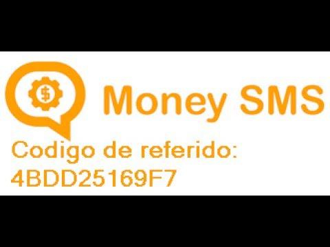 Ganar dinero facil / Dinero desde tu cel recibiendo mensajes / Money SMS