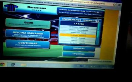 Ganar dinero facil en ultimate football manager