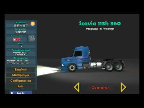Ganar dinero Facil!!!! Y sencillo compra todos los camiones!! #Gran Truc Simulatr
