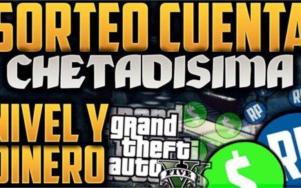 GTA5 Online - De pobre a Millonario (REALIZANDO UNOS SENCILLOS PASOS)PARTICIPA POR LAS DOS CUENTAS $