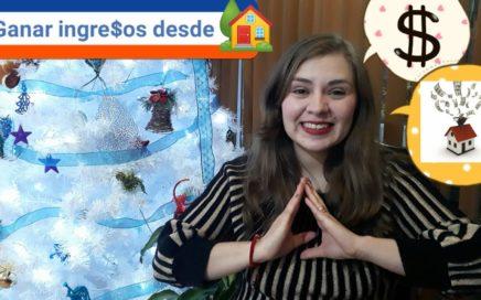 HACER DINERO  DESDE CASA I