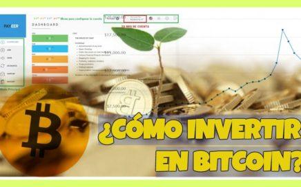 Invertir y Ganar Dinero con Bitcoin | Pocos Pasos Y 100% Efectivo |