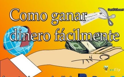 LA MANERA MAS FÁCIL DE GANAR DINERO DESDE CASA (INTERNET)