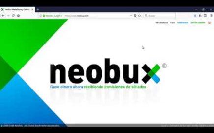 NEOBUX, Gana dinero viendo anuncios, jugando, llenando encuestas, TODO EXPLICADO Y SEGURO