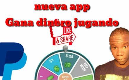 Nueva app para ganar dinero jugando 2018
