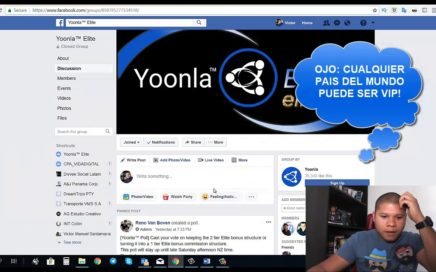 Nuevas Actualizaciones De Yoonla Evolve 2018 - Más Comisiones Mas Dinero Por En Internet 2018