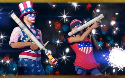 NUEVO DLC GTA 5 ONLINE!! - Día de la Independencia 2018 en GTA Online!!