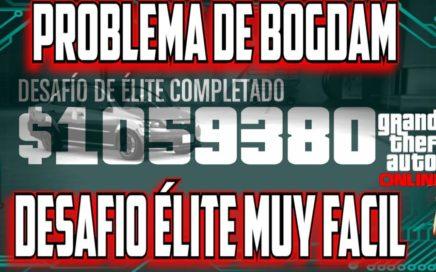 (NUEVO MÉTODO) DE EL PROBLEMA DE BOGDAM (*DESAFIO ÉLITE* MUY FACIL SIN HELICOPTEROS)
