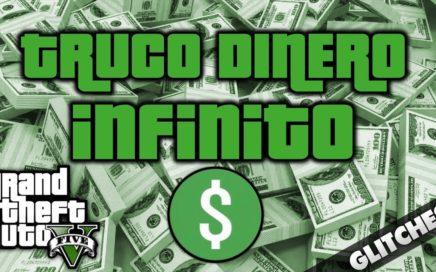 NUEVO TRUCAZO DE GTA V ONLINE DINERO INFINITO PS4,XBOX,PC!!!!
