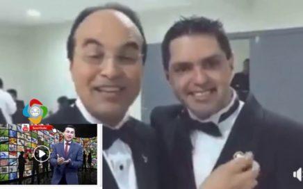 REBUENO | Carlos Luiz Premiando a Rodrigo Kagaochi En Evento de Paydiamond en Pakistan