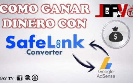 safelink converter | gana dinero  facil