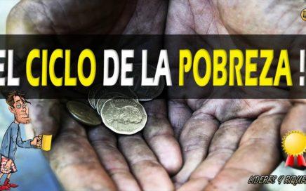 SAL DEL CICLO DE LA POBREZA  - COMO GANAR DINERO  | SUPERACION PERSONAL