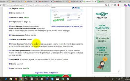 Spare5 Cuidado con lo que muestras   Cómo Ganar Dinero Gratis a Paypal   Gokustian
