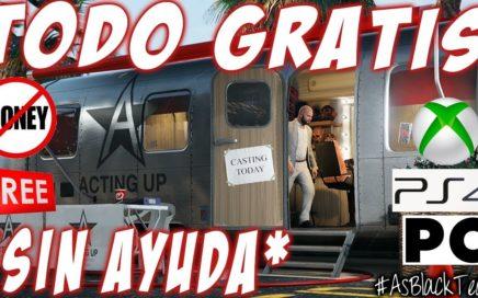 *TODO GRATIS* - SIN AYUDA - COMPRAR GRATIS - GTA 5 - MODO HISTORIA - (PS4 - XBOX One - PC)