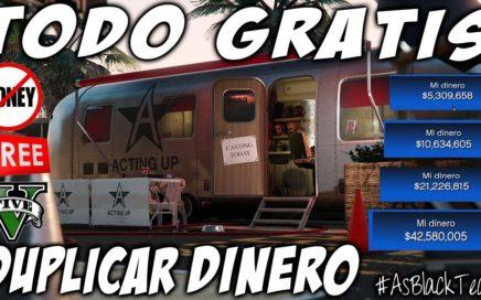 *TODO GRATIS* - SIN AYUDA - DUPLICAR TU DINERO - GTA 5 - MODO HISTORIA - (PS4 - XBOX One - PC)