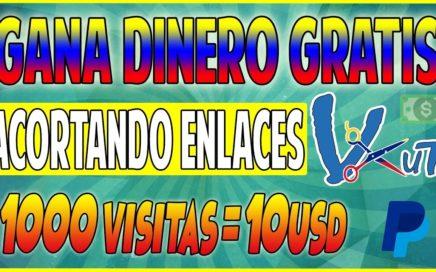 VCCUT   ¡EL ACORTADOR QUE MAS PAGA PARA VENEZUELA 10$ CADA MIL VISITAS Y OTROS PAISES JULIO 2018!