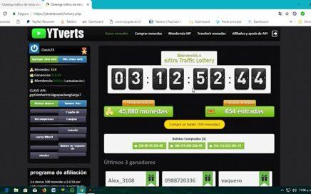 YTVERTS | Gana dinero en internet | gana 5$ Sin Hacer Nada] | 2018