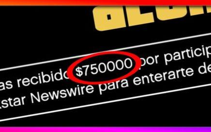 COMO CONSEGUIR DINERO GRATIS EN GTA ONLINE!!! ||| NOTICIAS GTA ONLINE ||| @KibianYT
