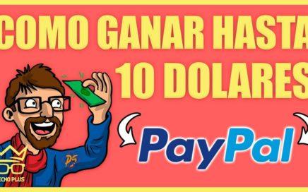 COMO GANAR 10 DOLARES DIARIOS PARA PAYPAL CON SHORT.PE | AGOSTO 2018