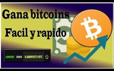 Como Ganar Bitcoins Rapido y Facil en Freebitcoin 2018 // Ganar dinero por internet
