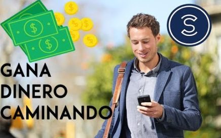COMO GANAR DINERO CAMINANDO CON TU CELULAR - Android/iOS