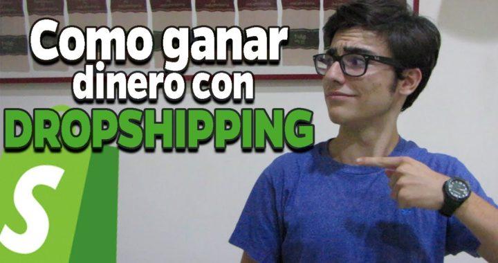 Como ganar DINERO con DROPSHIPPING en ESPAÑOL
