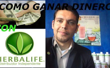 Como Ganar Dinero Con  Herbalife.