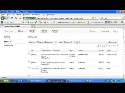 como ganar dinero en internet al trabajar online en Elance