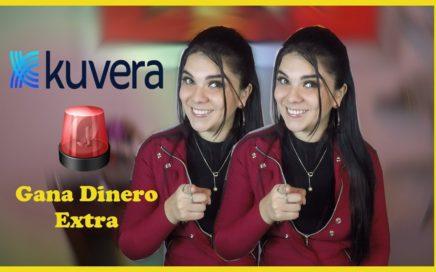 Cómo ganar dinero extra desde tu celular - KUVERA // Tefa Gonzalez