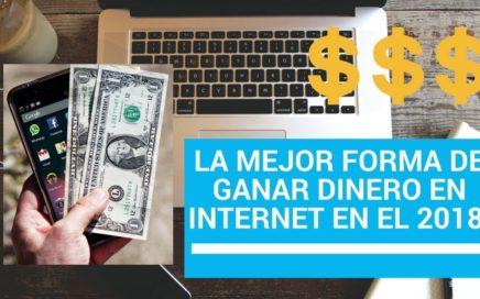 ¿Como Ganar DINERO por Internet 2018? ES POSIBLE!!! REAL PAYPAL