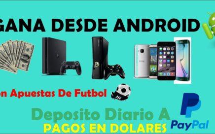 Como Ganar Dinero, PSP4, Xbox, Celulares EN ANDROID | 100% REAL | BIEN EXPLICADO