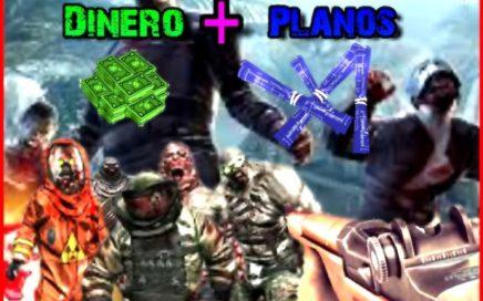 Como ganar dinero y planos rapido!! En Dead trigger 2