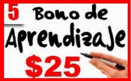 Como Ganar El Bono de Aprendizaje en GDI Global Domains International - Tutorial Paso a Paso