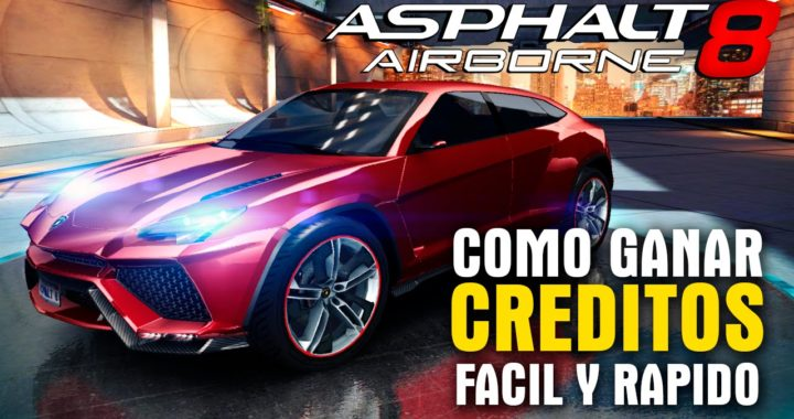 Como ganar mas RAPIDO CREDITOS en Asphalt 8 airborne TIP#1