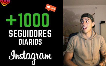 COMO GANAR SEGUIDORES EN INSTAGRAM RÁPIDO {100% REALES} | Como Ganar Seguidores en Instagram 2018