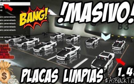 DUPLICAR 20 RETROS - MASIVO y PLACAS LIMPIAS - GTA V - DINERO FÁCIL - !BRUTAL! - (PS4 - XBOX One)