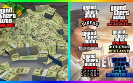 *¿EN qué NEGOCIO INVERTIR para ser MILLONARIO?* | COMPARACIÓN de NEGOCIOS | GTA 5 Online