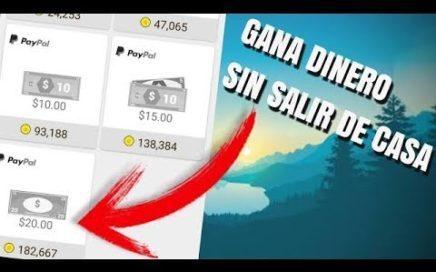 GANA HASTA $400 CON ESTA APLICACION || NUEVO METODO