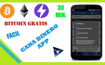Ganar Bitcoin o Dinero con tu dispositivo Android