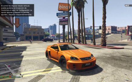 GTA 5 Online | Haciendo dinero desde cero Ep 1, mi primer vehiculo
